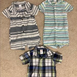 Baby boy clothes 6-12months